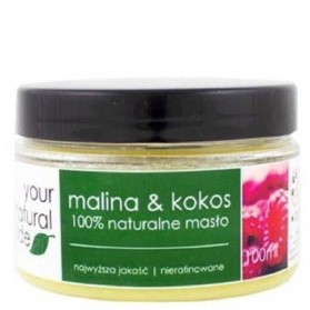 Masło Malina Kokos 100ml