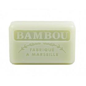 Mydło Marsylskie Bambus 125g