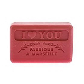 Mydło Marsylskie Kocham Cię 125g