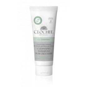 Oczyszczający szampon do włosów przetłuszczających się Clochee