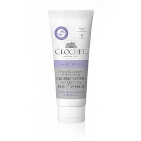 Regenerujący szampon do włosów suchych Clochee