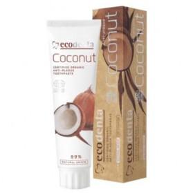 Pasta do zębów kokosowa przeciw kamieniowi nazębnemu Ecodenta