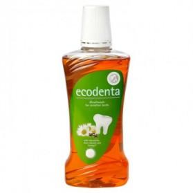 Płyn do płukania jamy ustnej z rumiankiem Ecodenta