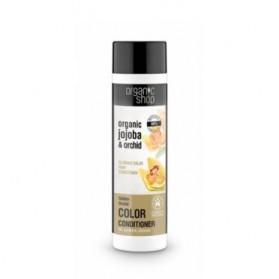 Odżywka do włosów ochrona koloru, Złota Orchidea Organic Shop