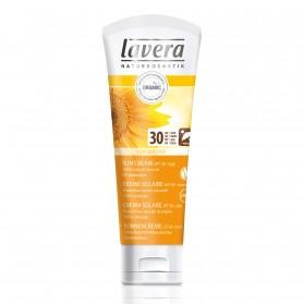 Kem do opalania do skóry wrażliwej SPF 30 Lavera
