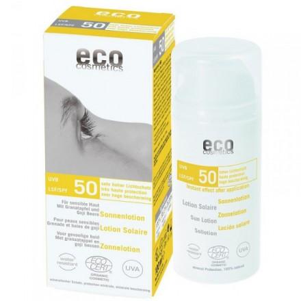 Emulsja na słońce SPF 50 ECO COSMETICS
