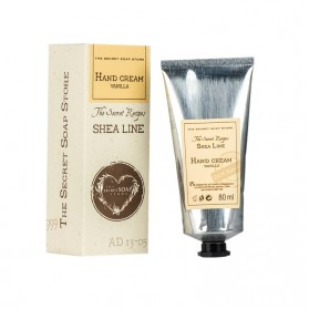 Shea Line Krem do Rąk Wanilia 80 ml