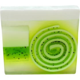 Mydło glicerynowe Lime Dandy Cytrusowy Elegant