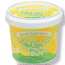 Myjące Masło pod Prysznic Pinacolada