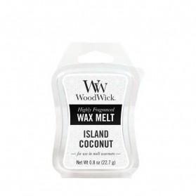 Island Coconut wosk WoodWick
