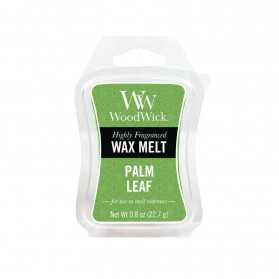 Palm Leaf wosk WoodWick