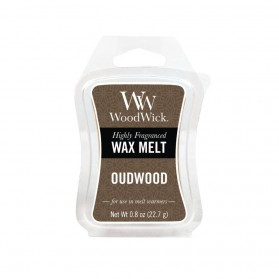 Oudwood wosk WoodWick