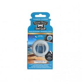 Turquoise Sky Car vent clip