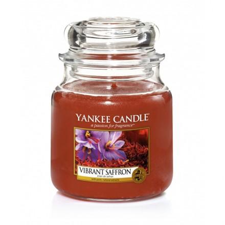 Vibrant Saffron słoik średni