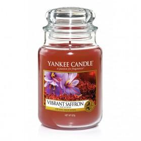 Vibrant Saffron słoik duży