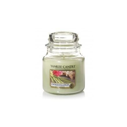 Lemongrass & Ginger słoik średni