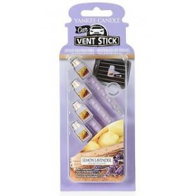 Lemon Lavender car vent stick