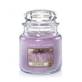 Lavender słoik średni