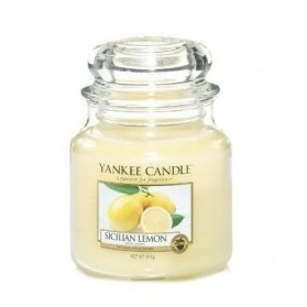 Sicilian Lemon słoik średni