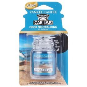 Turquoise Sky Car jar ultimate
