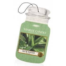 Aloe Water car jar