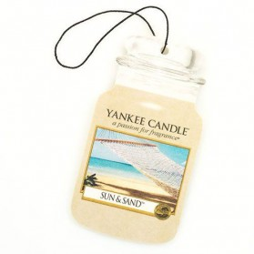 Sun & Sand car jar