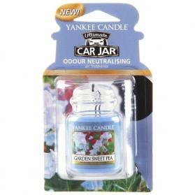 Garden Sweet Pea Car Jar Ultimate
