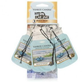 Beach Walk car jar 3-pack