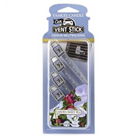 car vent stick Garden Sweet Pea op-4 szt