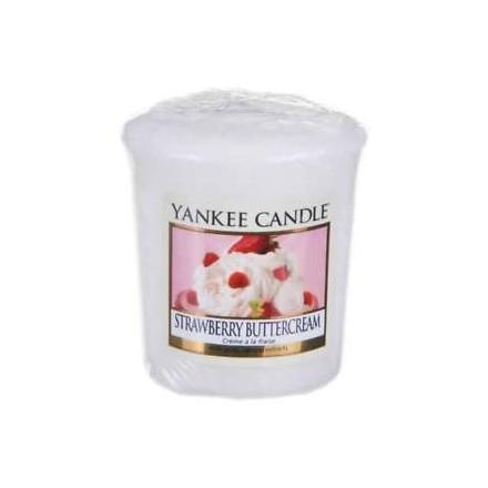 Strawberry Buttercream sampler