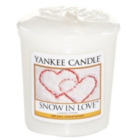 Snow in Love sampler
