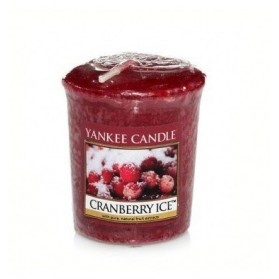 Cranberry Ice sampler