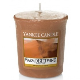 Warm Desert Wind sampler