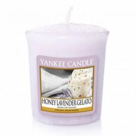 Honey Lavender Gelato sampler