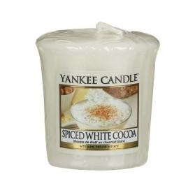 Spiced White Cocoa sampler