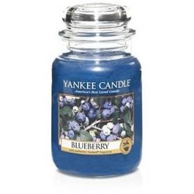Blueberry słoik duży