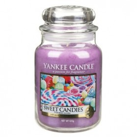 Sweet Candies słoik duży
