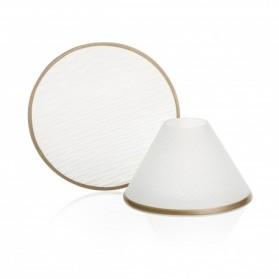 Klosz duży z talerzem Simply Pastel
