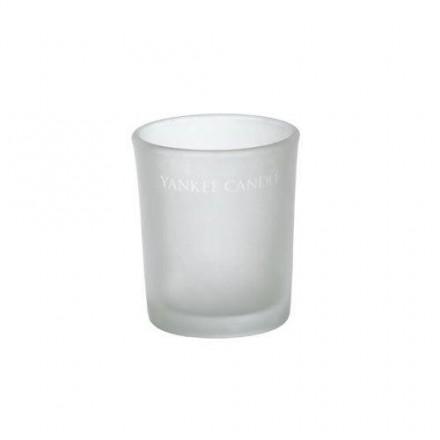 Świecznik na sampler Straight mleczny