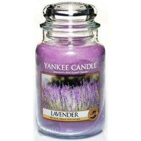 Lavender słoik duży