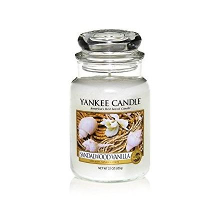 Sandalwood Vanilla słoik duży
