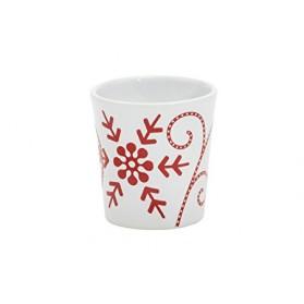 Świecznik na sampler SnowFlake Ceramic