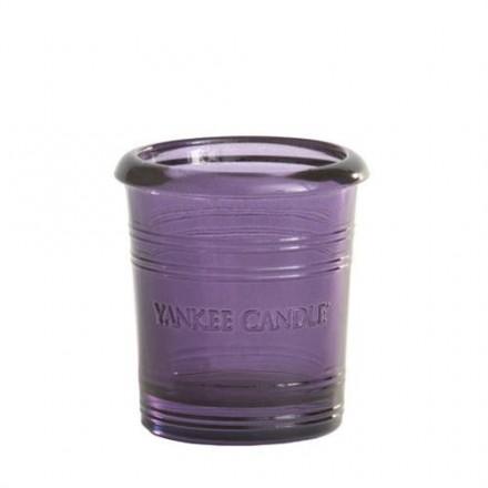 Świecznik na sampler Bucket Cassis