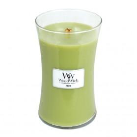 Fern świeca duża WoodWick