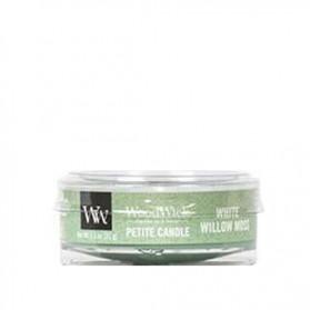White Willow Moss świeca petite WoodWick
