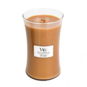 Hot Toddy świeca duża WoodWick