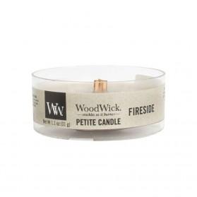 Fireside świeca petite WoodWick