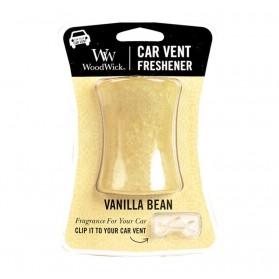 Vanilla Bean odświeżacz do samochodu WoodWick