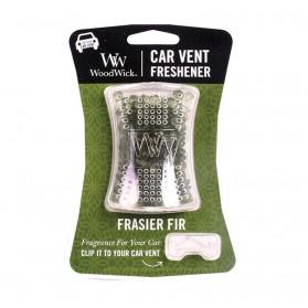 Frasier Fir odświeżacz do samochodu WoodWick
