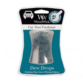 Dew Drops odświeżacz do samochodu WoodWick